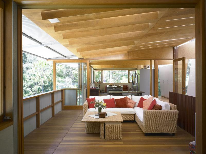 verandah house. Black Bedroom Furniture Sets. Home Design Ideas