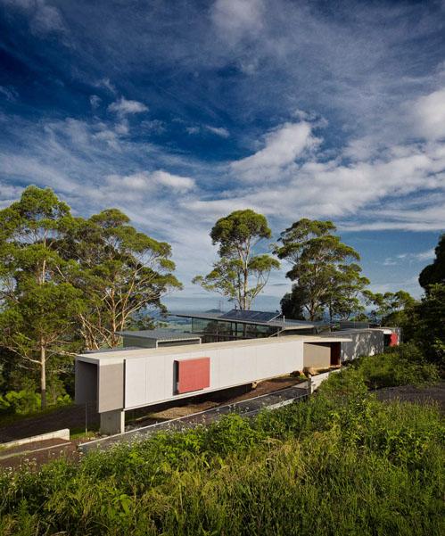 Utah Home Design Architects: Contour House